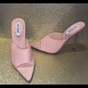 """Brand new with box 5"""" heels"""